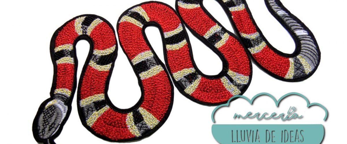 parche bordado termoadhesivo serpiente (2)